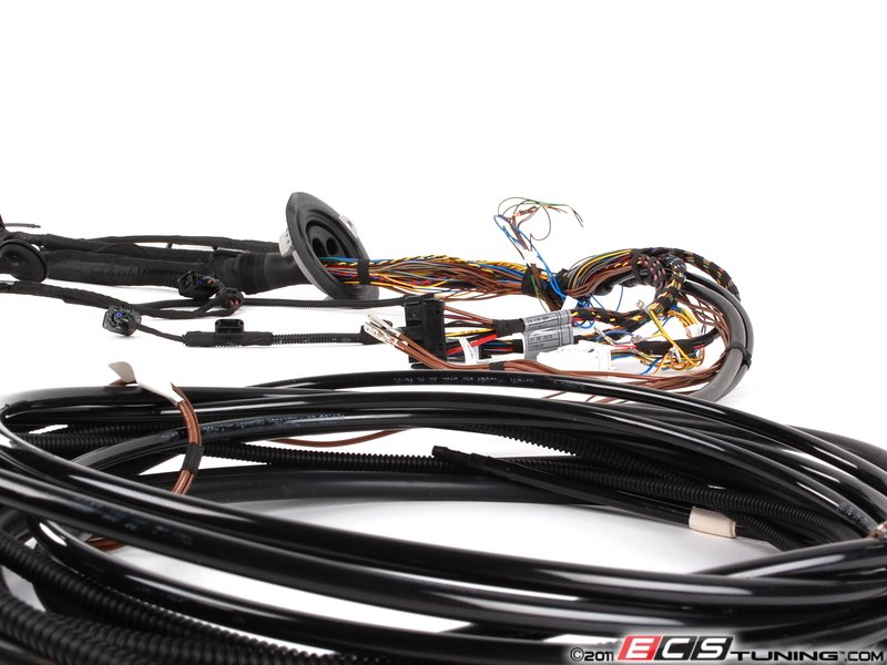190586_x800 genuine bmw 61119168090 wiring harness repair section front Wiring Harness Diagram at sewacar.co