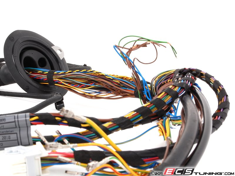 190587_x800 genuine bmw 61119168090 wiring harness repair section front Wiring Harness Diagram at sewacar.co