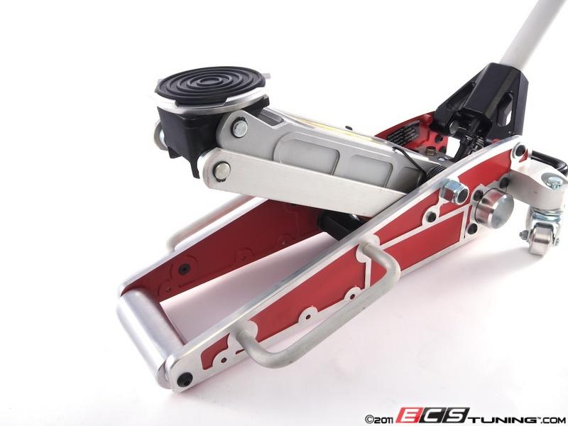 Ecs News Schwaben Lightweight Aluminum Low Boy Floor Jack
