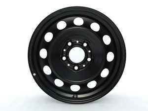 "ES#64398 - 36111095013 - 16"" Style 12 Wheel - Priced Each - 16x7 ET 47 72.6 CB - Genuine BMW - BMW"