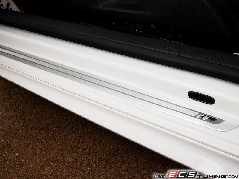 VW MKVI Golf Door Sill Kits & ECS News - VW MKVI Golf Door Sill Kits