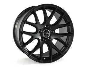 "ES#2185413 - W111.815222 - 18"" Type 111 Wheels - Set Of Four  - 18""x8.5"" ET45 CB57.1 5x112 Matte Black - Miro - Audi Volkswagen"