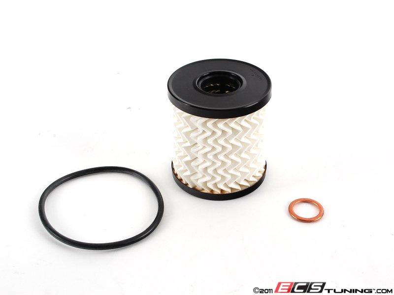 Genuine Mini 11427622446 Oil Filter Kit W O Ring 11