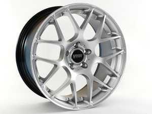 """ES#2526363 - V13153KT - 18"""" V710 - Set Of Four  - 18""""X8.5"""" ET35 5x112 - Hyper Silver - VMR - Audi Volkswagen"""