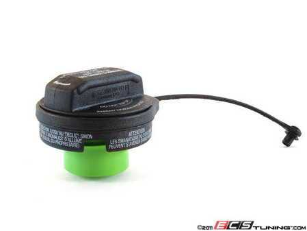 ES#2084494 - 4F0201550J - Gas Cap With Strap - Replace your leaking cap, or the one you left at the pump - Genuine Volkswagen Audi - Audi
