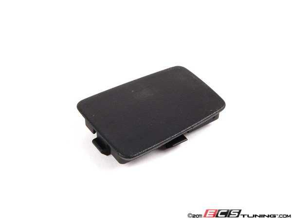 ES#108388 - 51428213935 - Arm rest trim - priced each - Plugs the mounting hole in the door arm rests - Genuine BMW - BMW