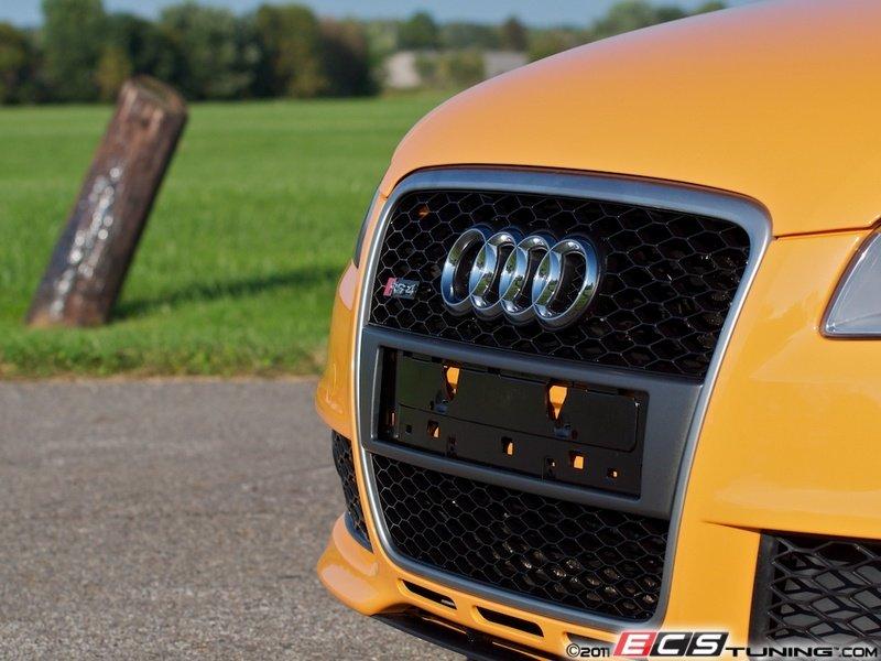 Genuine European Volkswagen Audi - 8E0807285AT1QP - European License ...