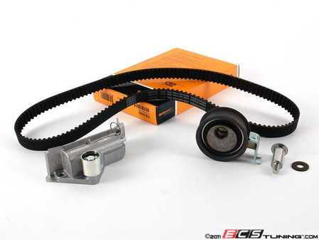 ES#1052 - 06B198479 - Timing Belt Kit - Standard - Includes the basic components to service your timing belt - Assembled By ECS - Audi Volkswagen