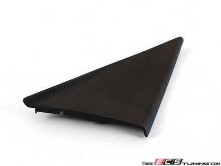 ES#93582 - 51321960886 - Side Mirror Trim - Right - Located on the inside of the door - Genuine BMW - BMW