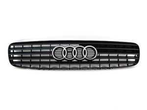 ES#248931 - 8N0853651C 3FZ - Grille Assembly - Black - Keep your exterior looking great - Genuine Volkswagen Audi - Audi