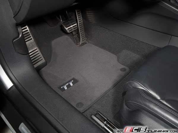 Ecs Tuning Mkii Tt Floor Mats 90 Off Audiworld