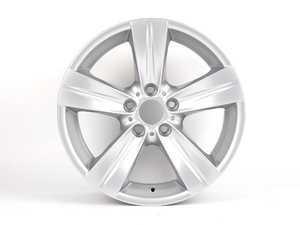 "ES#64913 - 36116768858 - 18"" Star Spoke Style 189 Wheel - Priced Each - 18x8 ET 34 72.6 CB - Genuine BMW - BMW"