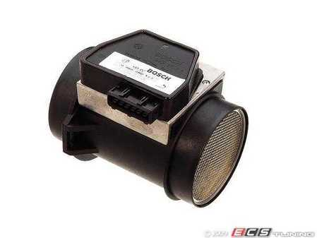 ES#260130 - 021906461 - Mass Air Flow Sensor (MAF) - Includes refundable $76.92 core charge - Bosch - Volkswagen