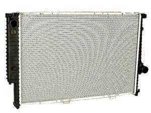 ES#260155 - 17112242138 - Radiator - Complete new radiator - Mahle-Behr - BMW