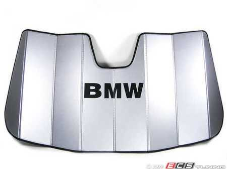 ES#195183 - 82110417983 - UV Sunshade - Used to keep the summer sun from overheating your X5 interior. - Genuine BMW - BMW