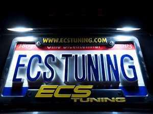 ES#259763 - T10W37KT-19 - Audi TT LED License Plate Bulbs - Pair - Featuring built in heat sinks to dissipate heat - ZiZa - Audi
