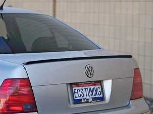 ES#252648 - LS-43-2 - Lip Spoiler - Give your MKIV some aggression with a new lip spoiler - ECS - Volkswagen