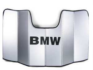 ES#195083 - 82110399145 - UV Sunshade - Used to keep the summer sun from overheating your 3-Series interior. - Genuine BMW - BMW