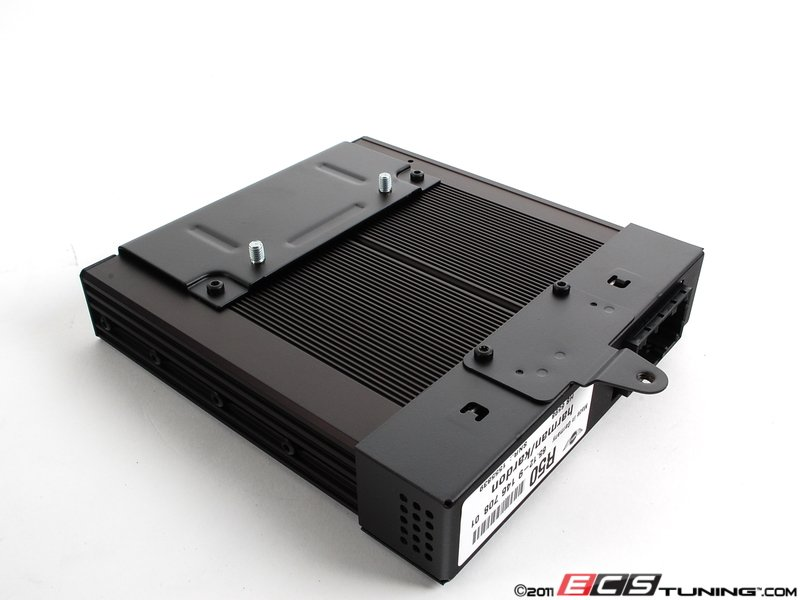 genuine mini 65129146708 harman kardon amplifier 65. Black Bedroom Furniture Sets. Home Design Ideas
