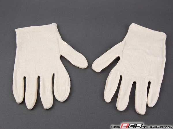 Genuine Mercedes Benz 2035830064 Gloves One Pair