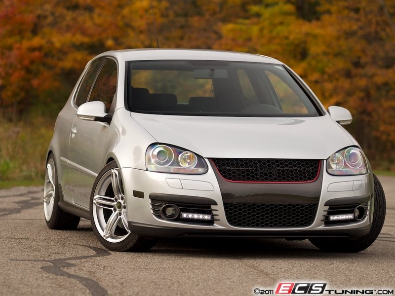 ECS News - Volkswagen MKV GTI/Jetta Grille Options
