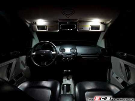 ES#2537966 - NBCLEDINTKT - Complete Interior LED Lighting Kit - Transform your interior in minutes with new LED bulbs - ZiZa - Volkswagen