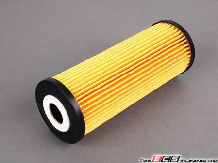 ES#2587486 - 1041800109 - Engine Oil Filter - Priced Each - Includes all needed o-rings for installation - Full - Mercedes Benz