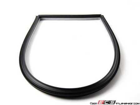 ES#96257 - 51378252625 - Vent Window Inner Gasket Seal - Gray - Fits both left and right vent window - Genuine BMW - BMW