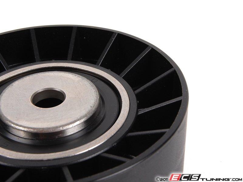Tension Pulley Wont Move : Genuine bmw  water pump alternator