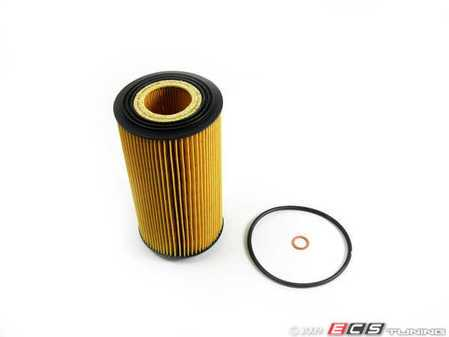 ES#24001 - 11427510717 - Oil Filter Kit - Includes all related gaskets - Genuine BMW - BMW