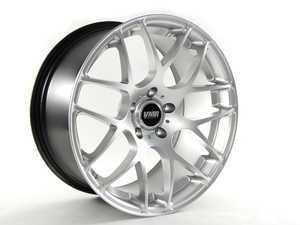 "ES#2209126 - V13019 - 19"" V710 Wheels - Square Set Of Four - 19x9.5"" ET22 72.6CB 5x120. Hyper silver. - VMR - BMW"