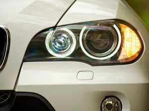 ES#1831952 - 1102979W - H8 LED Angel Eye Kit - Let your BMW's true demeanor show. - Racing Dash Enterprise - BMW