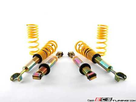 ES#4056522 - 13210032 - ST X Performance Coilover System - Fixed Damping - Set your vehicle low and tight for optimal performance. - Suspension Techniques - Audi