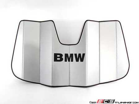 ES#246246 - 82110443115 - UV Shade - Used to keep the summer sun from overheating your X6 interior - Genuine BMW - BMW