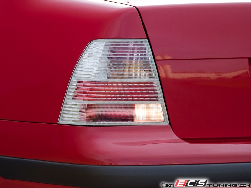Hella - 9el-963561-811 - Magic Colors Clear Tail Light - Pair ...