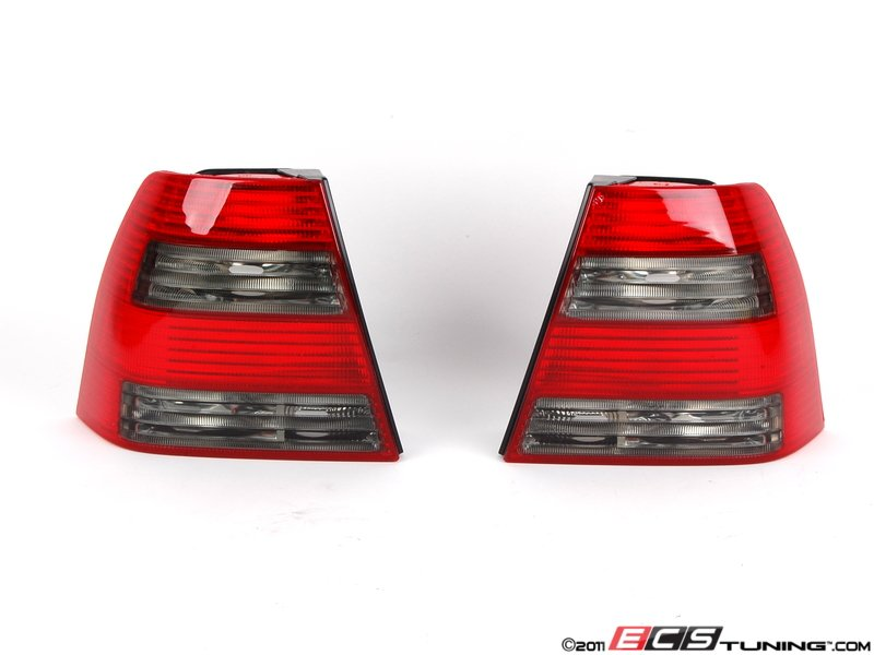 genuine volkswagen audi 04jglitlk gli tail light set gli tail lights