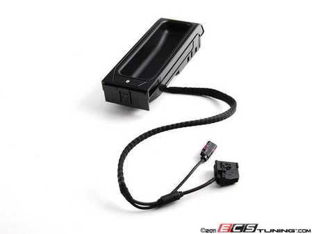 ES#1305445 - 84109168940 - Snap-in Adapter - Bluetooth - Located the center console - Genuine BMW - BMW