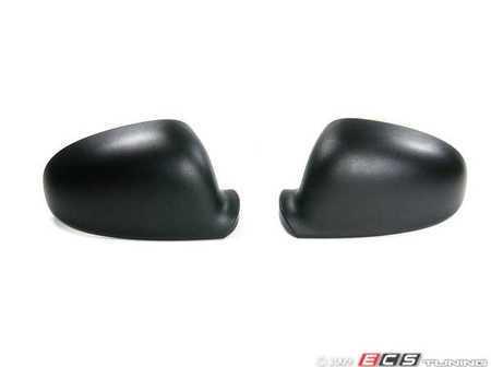 ES#257795 - 1K0698538A - Mirror Cap Set - Blackout  - Straight off the European R-Line GTI - Genuine European Volkswagen Audi - Volkswagen