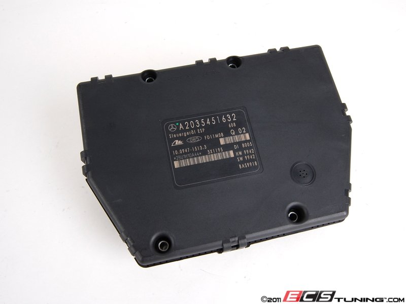 Genuine mercedes benz 2035451732 control unit for anti for Abs system mercedes benz