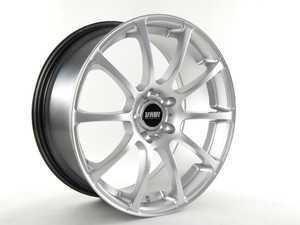 """ES#3536424 - v13830-112666KT1 - 19"""" V701 Wheels - Set Of Four - 19x9.5"""", 5x112, et45, 66.56mm CB - Hyper Silver Finish - VMR - Audi Volkswagen"""