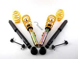 "ES#2795617 - 90223 - ST X Performance Coilover System - Fixed Damping - Height adjustable with average lowering of 0.8""-1.6""F, 0.8""-1.6""R. - Suspension Techniques - BMW"
