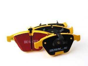 ES#520728 - DP41140R - EBC Yellowstuff pad set - DeTomaso/Ferrari/Lotus+Ferrari/Jag (rr) - Front and Rear - EBC -