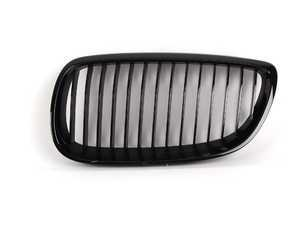 ES#264650 - 51712155451 - BMW Performance Blackout Grille - Left - Used as a replacement for a damaged grille - Genuine BMW M Performance - BMW