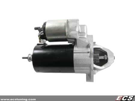 ES#259452 - 06B911023XKT - Starter - Remanufactured - Includes a $77 refundable core charge - Bosch - Audi Volkswagen