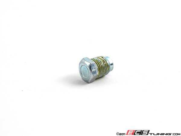 ES#44694 - 24117533704 - SET SCREW PLUG - Genuine BMW -