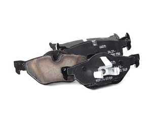 ES#1884814 - 34216790761 - Rear Brake Pad Set - Brake pads direct from BMW - Genuine BMW - BMW