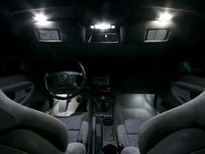 ES#2549847 - e36tiinterled - Master LED Interior Lighting Kit - Transform your complete interior in minutes with new LED interior bulbs from Ziza - ZiZa - BMW