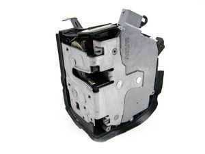ES#89765 - 51217011250 - Front Door Latch - Right - Latch that connects to the striker post on the body - Genuine BMW - BMW