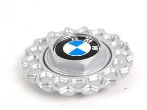 """ES#65734 - 36132225376 - Center Cap - Priced Each - This is the center cap for the """"Style 5"""" wheel - Genuine BMW - BMW"""