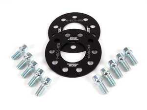 ES#2177180 - 6-ECS-015 -  Wheel Spacer & Bolt Kit - 5mm With Ball Seat Bolts - Get the right size wheel spacer for your Audi - ECS - Audi